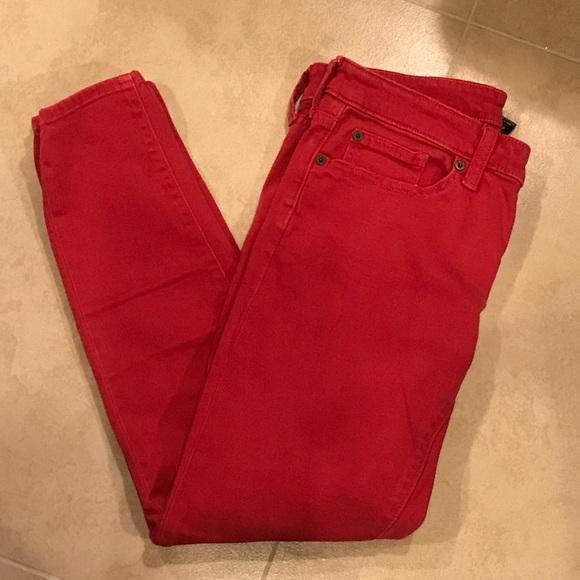 GAP Denim - Gap Premium Skinny Ankle Jeans